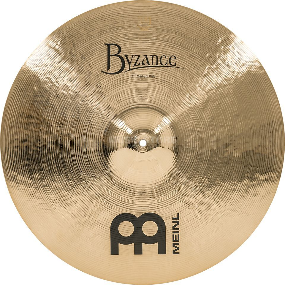 "Meinl Byzance Medium Ride 21"", B21MR-B, Brilliant Produktbild"