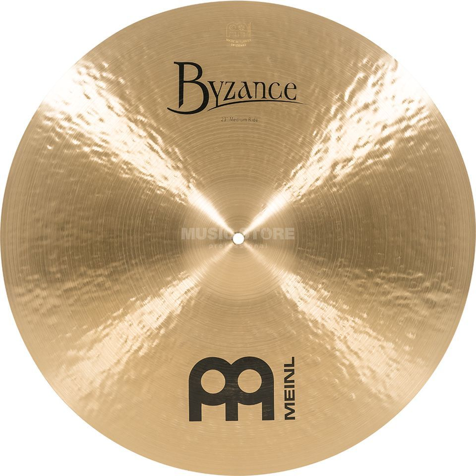 "Meinl Byzance Medium Ride 23"", B23MR, Traditional Finish Produktbild"