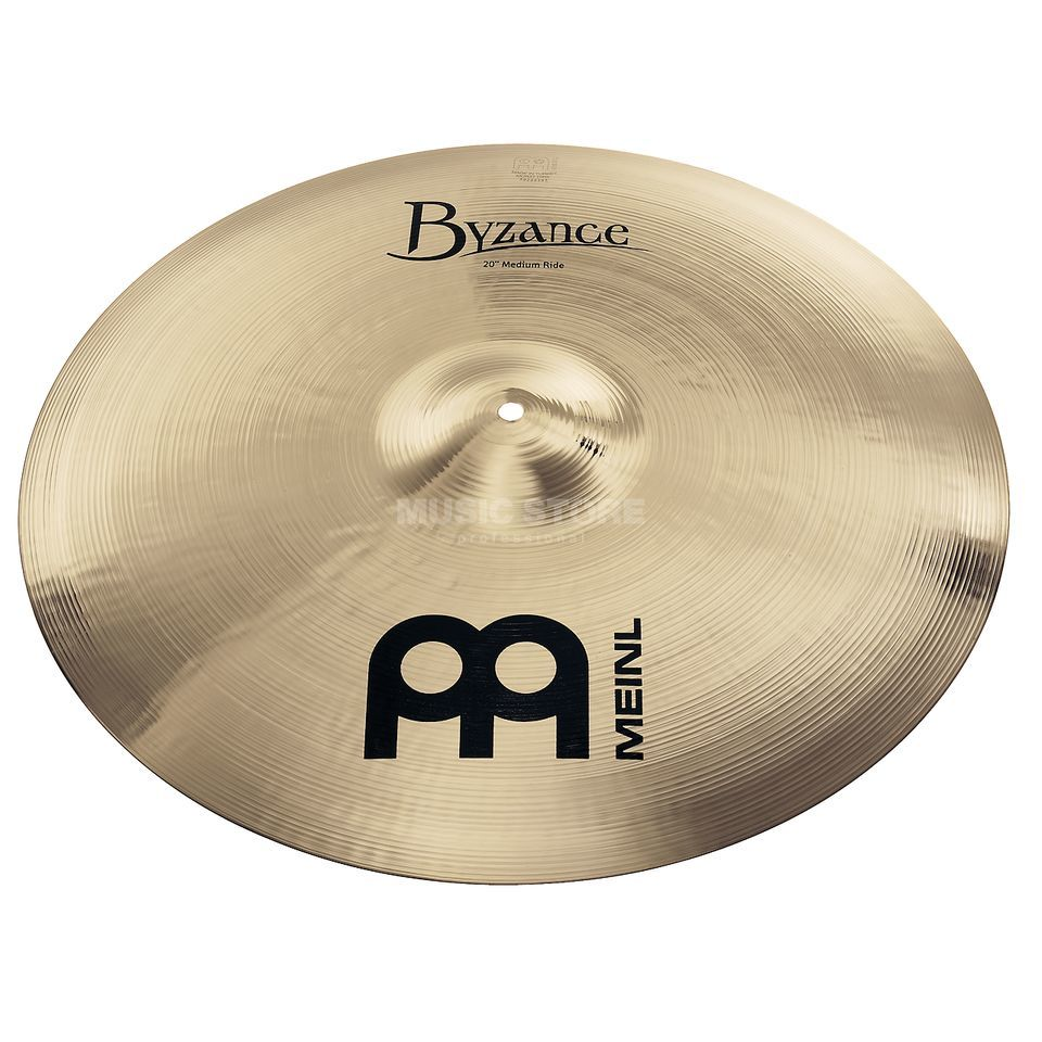 "Meinl Byzance Medium Ride 24"", B24MR-B, Brilliant Finish Produktbillede"