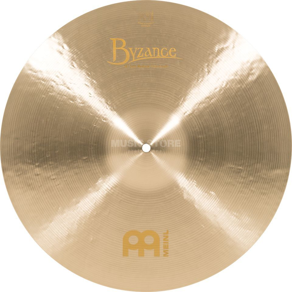 "Meinl Byzance Medium Thin Crash 18"", B18JMTC, Jazz Finish Produktbild"