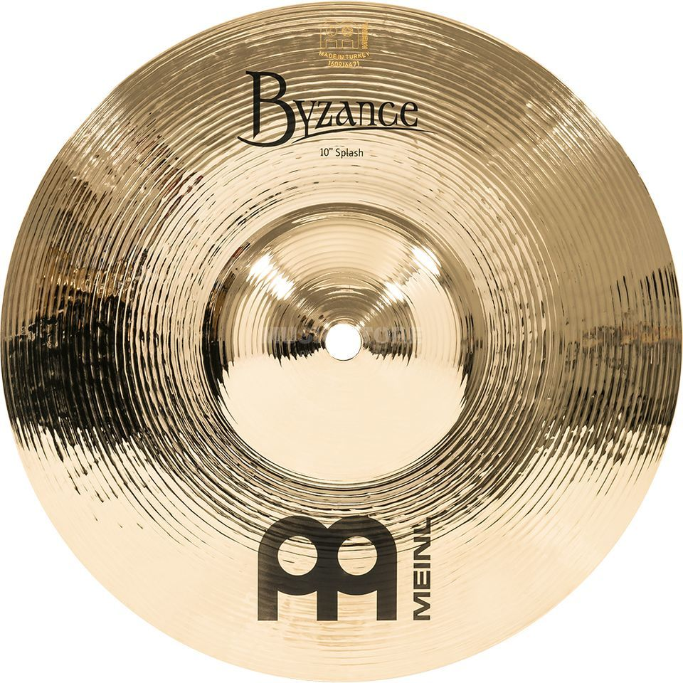 "Meinl Byzance Splash 10"" B10S-B, Brilliant  Finish Produktbillede"