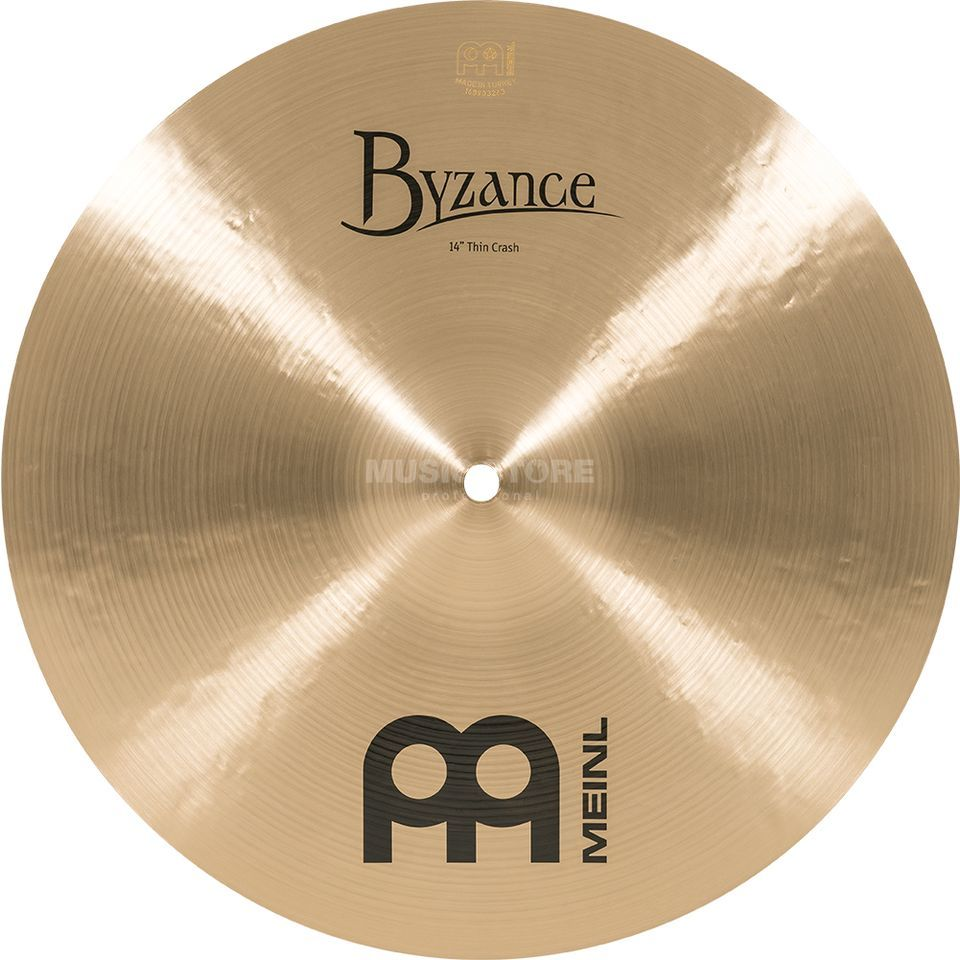 "Meinl Byzance Thin Crash 14"" B14TC, Traditional Finish Produktbild"