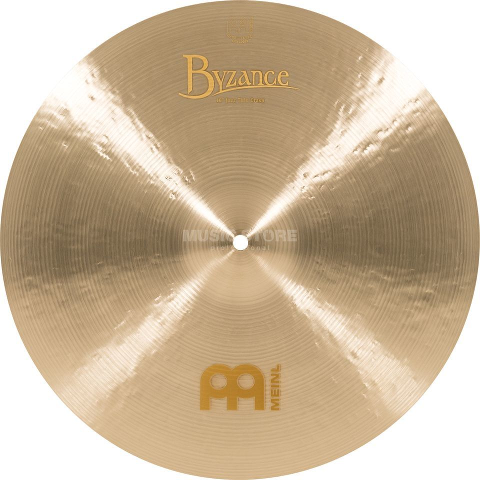 "Meinl Byzance Thin Crash 16"", B16JTC, Jazz Finish Produktbild"