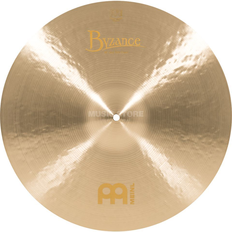"Meinl Byzance Thin Crash 18"" B18JTC, Jazz Finish Produktbillede"