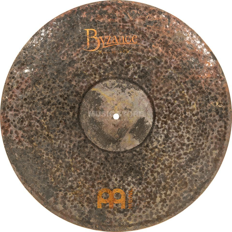 "Meinl Byzance Thin Ride 22"", B22EDTR, Extra Dry Produktbillede"