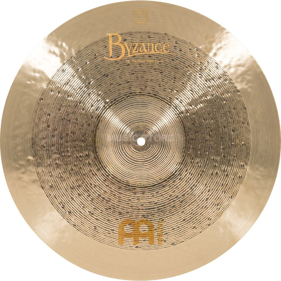 "Meinl Byzance Tradition Light Crash 18"", B18TRLC, Jazz Produktbillede"