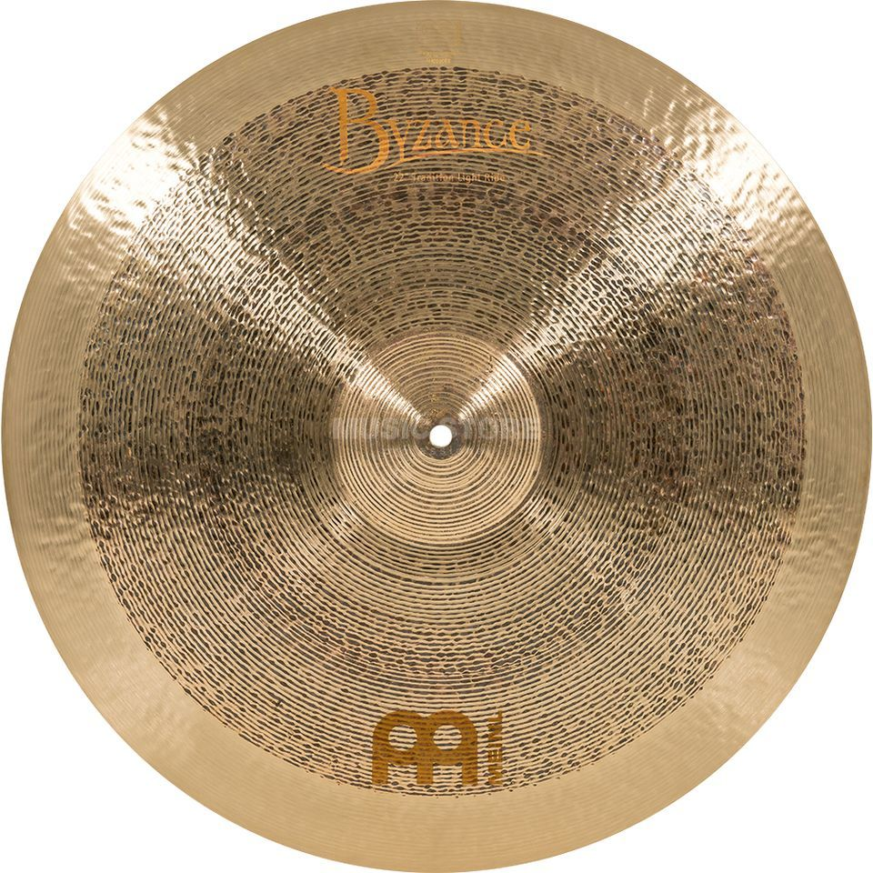 "Meinl Byzance Tradition Ride 22"", B22TRLR, Light, Jazz Finish Produktbild"
