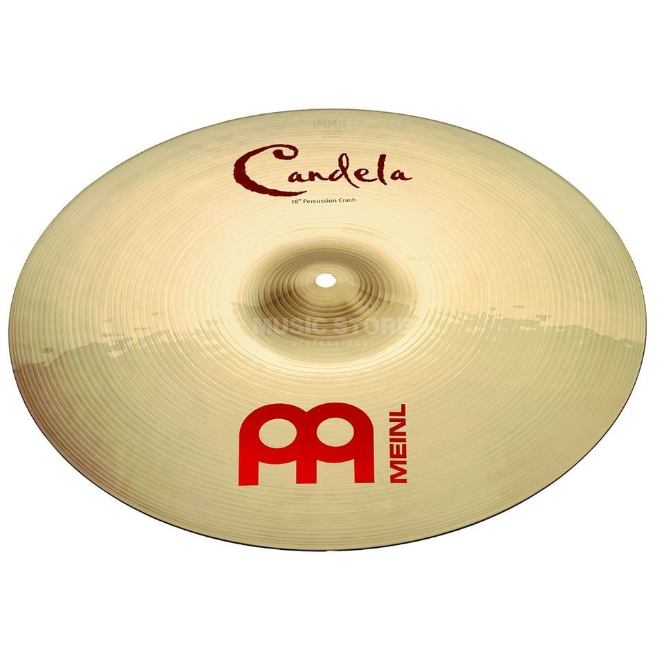 "Meinl Candela Crash 14"", CA14C, Percussion Cymbal, Overstock Imagen del producto"