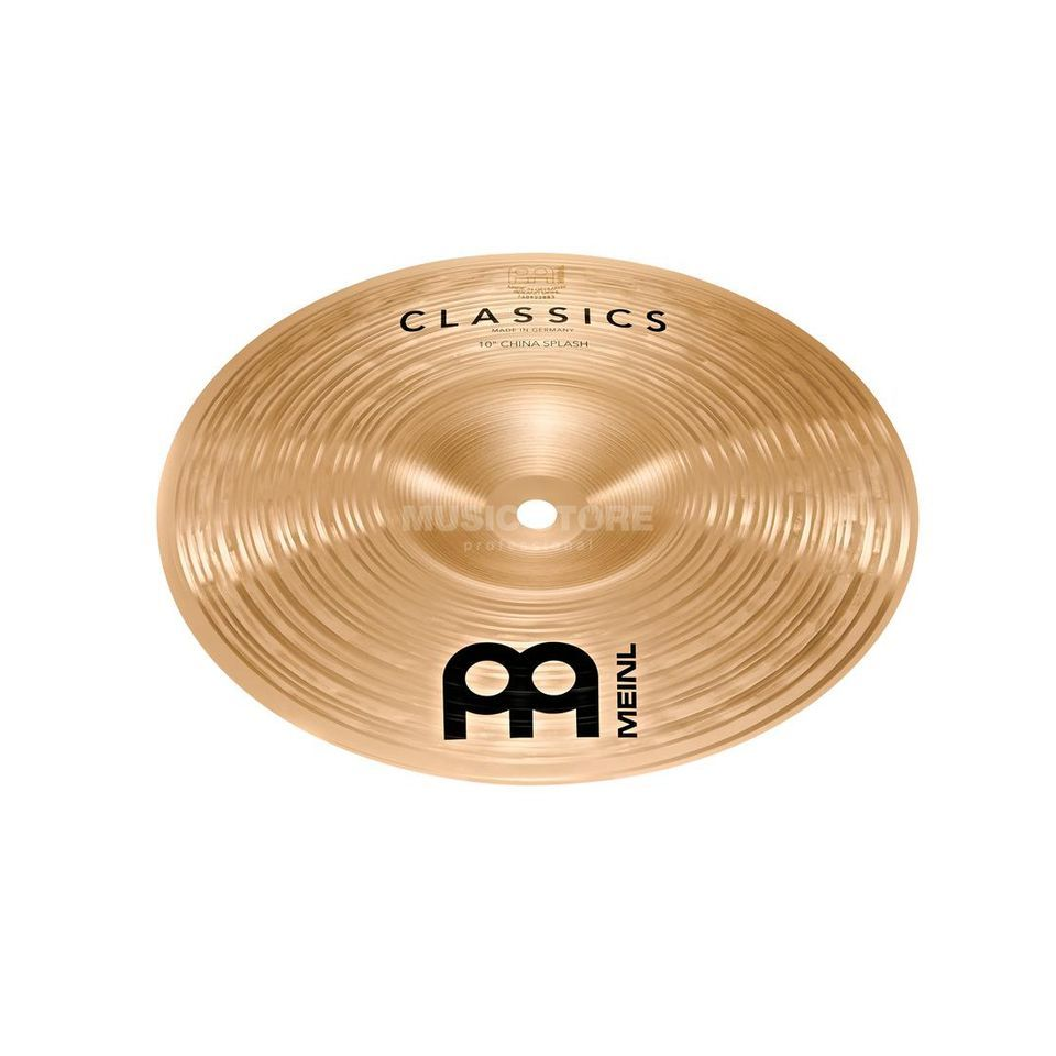 "Meinl Classics China Splash 10"" C10CS Produktbillede"