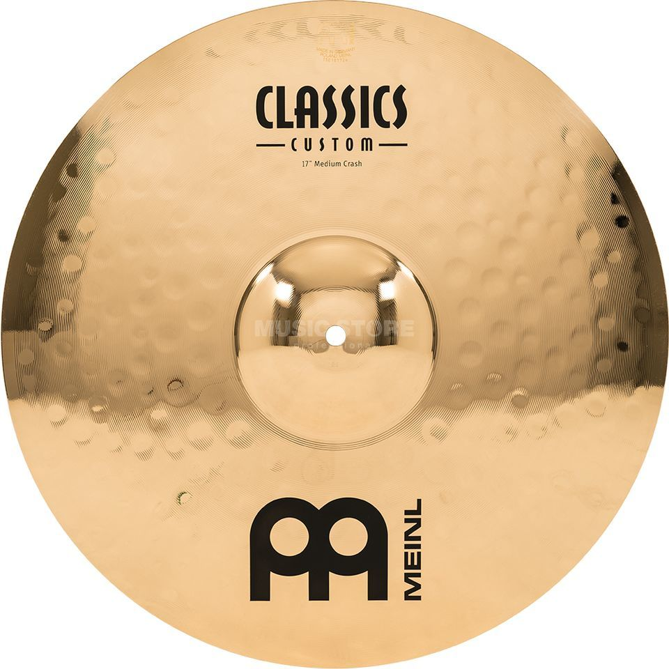 "Meinl Classics Custom Crash 17"" CC17MC-B, Medium Produktbild"