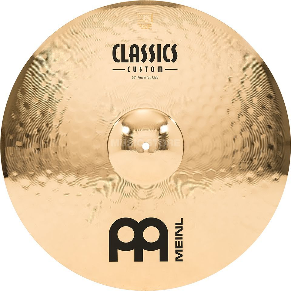 "Meinl Classics Custom Ride 20"", CC20PR-B, Powerful Produktbild"