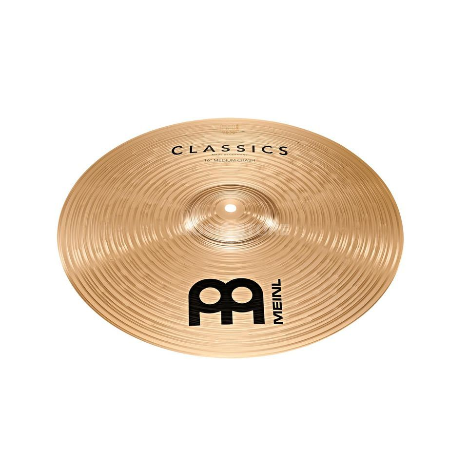 "Meinl Classics Medium Crash 14"" C14MC Produktbild"