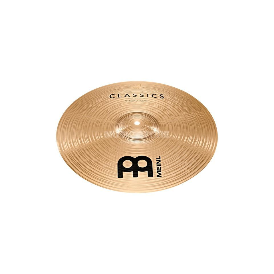 "Meinl Classics Medium Crash 15"" C15MC Produktbillede"