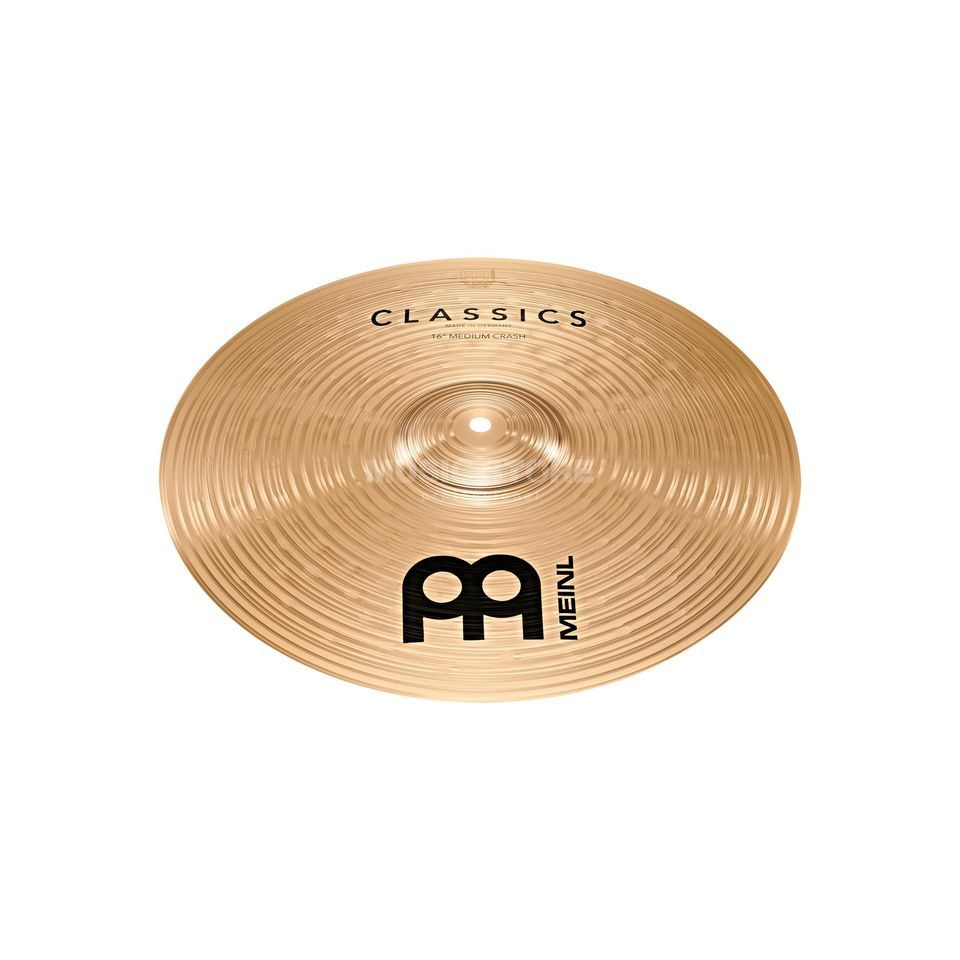 "Meinl Classics Medium Crash 17"" C17MC Produktbild"