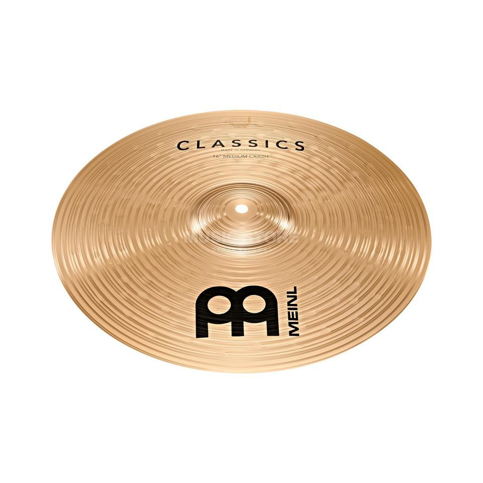 "Meinl Classics Medium Crash 20"" C20MC Produktbillede"