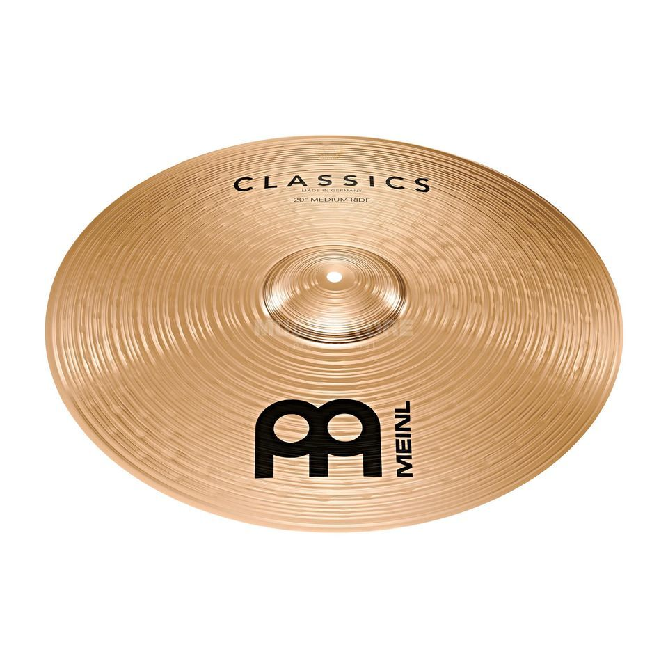 "Meinl Classics Medium Ride 22"" C22MR Produktbild"