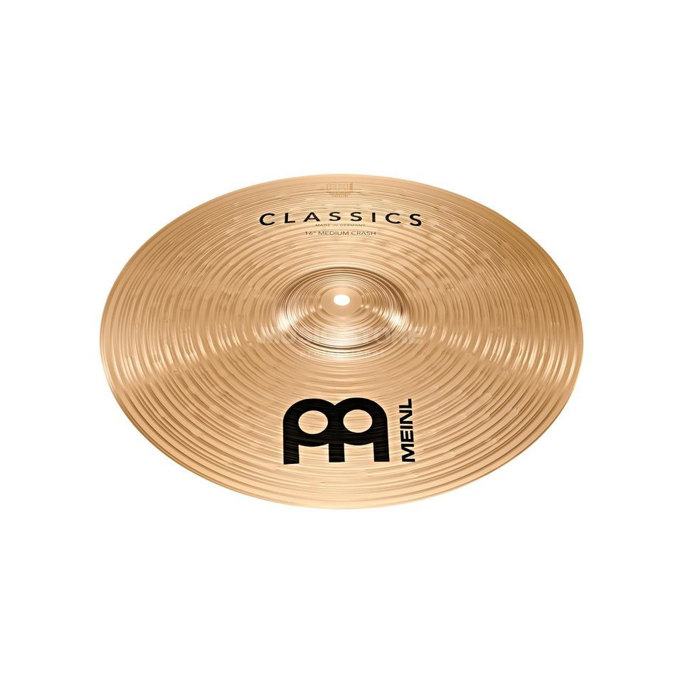 "Meinl Classics Powerful Crash 18"" C18PC Produktbillede"