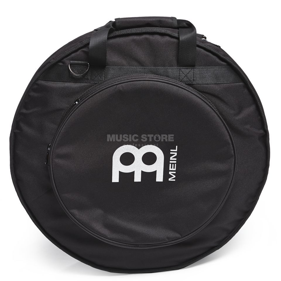 Meinl Combo Bag, Cymbal+Stickbag, Black Product Image