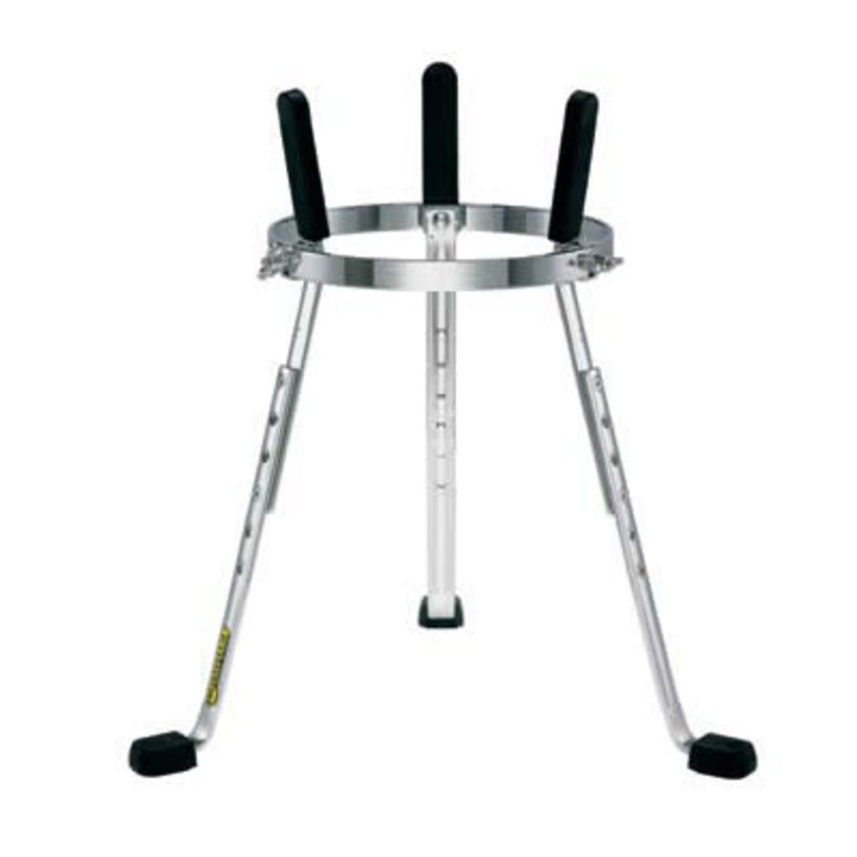 "Meinl Conga stand ST-FL11CH, 11"", Steely II, v. Floatune Conga Productafbeelding"
