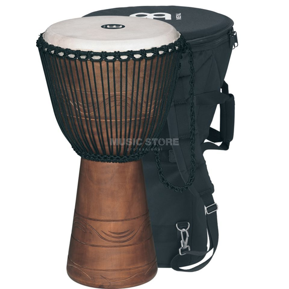 Meinl Djembe ADJ2-XL + Bag Water Rhythm Series Product Image