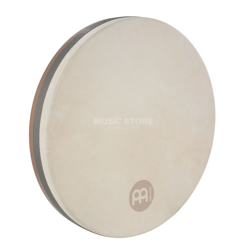 "Meinl Frame Drum Bendir, FD16BE-TF, 16""x2,5"", #AB, Synthetic Head Produktbillede"