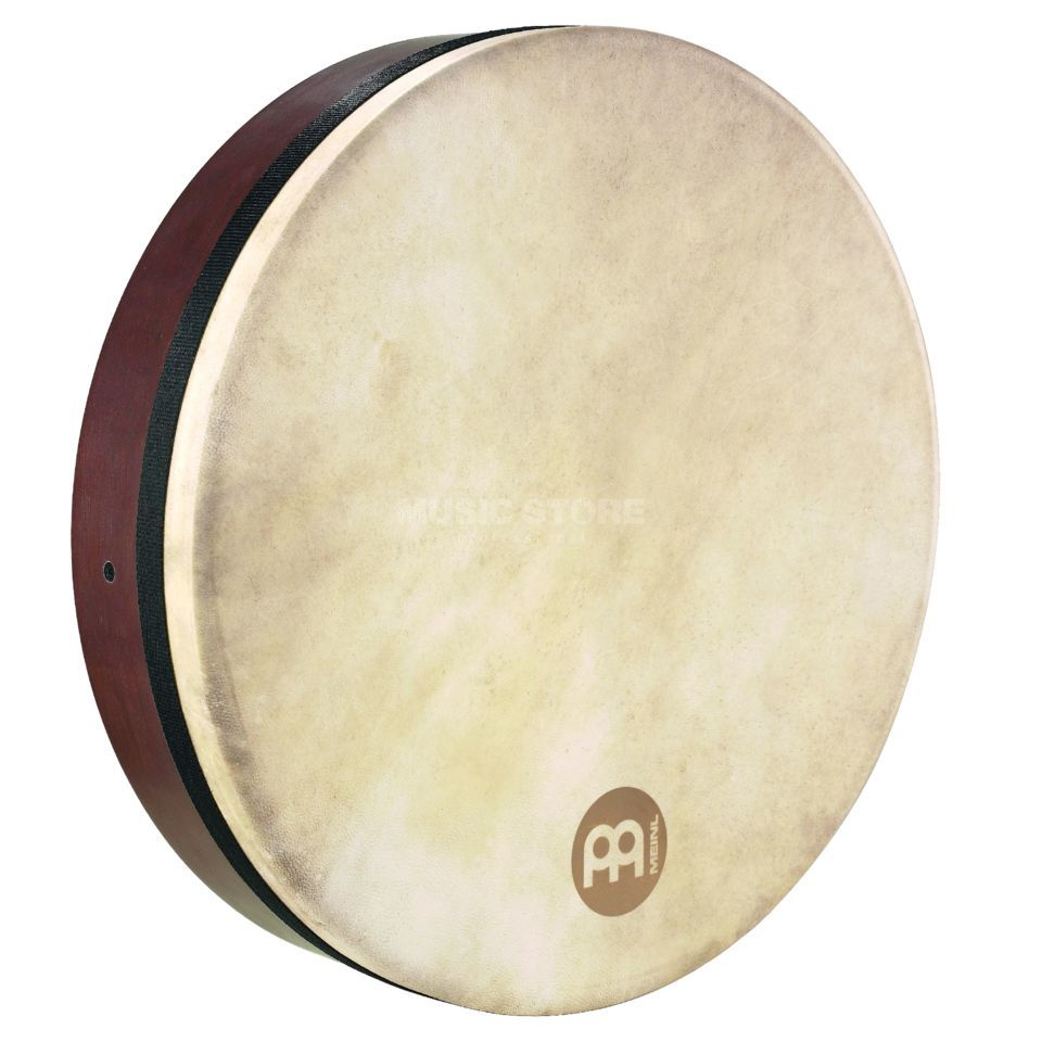 "Meinl Frame Drum Bodhran FD18BO, 18""x4"", African Brown #AB Product Image"