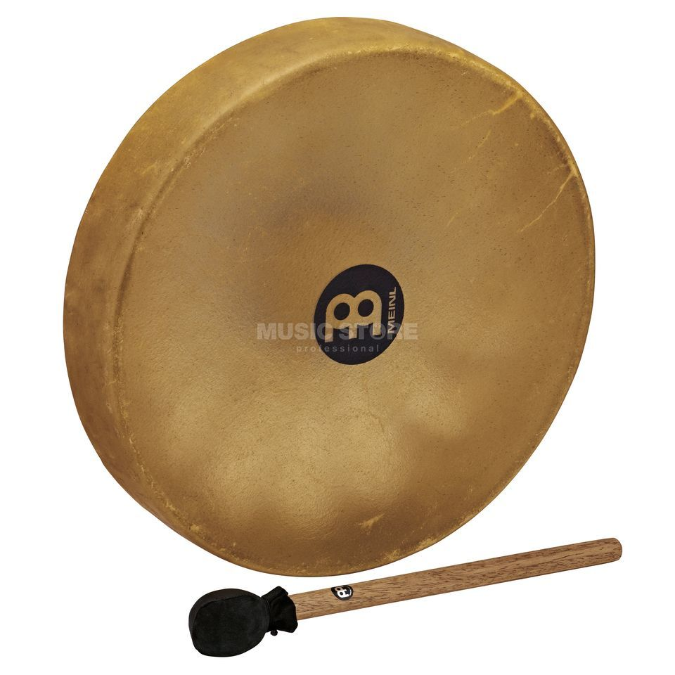 "Meinl Frame Drum HOD15, 15"", Hand Selected Buffalo Head Product Image"