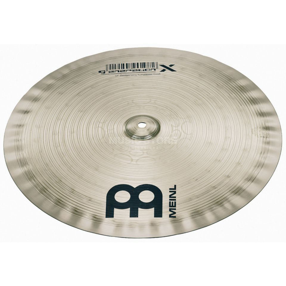 "Meinl Generation X 17"" Crash GX-17KC Produktbillede"