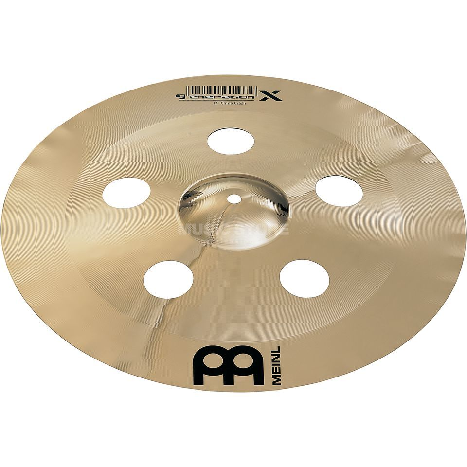 "Meinl Generation X China Crash 17"", GX-17CHC-B Produktbild"