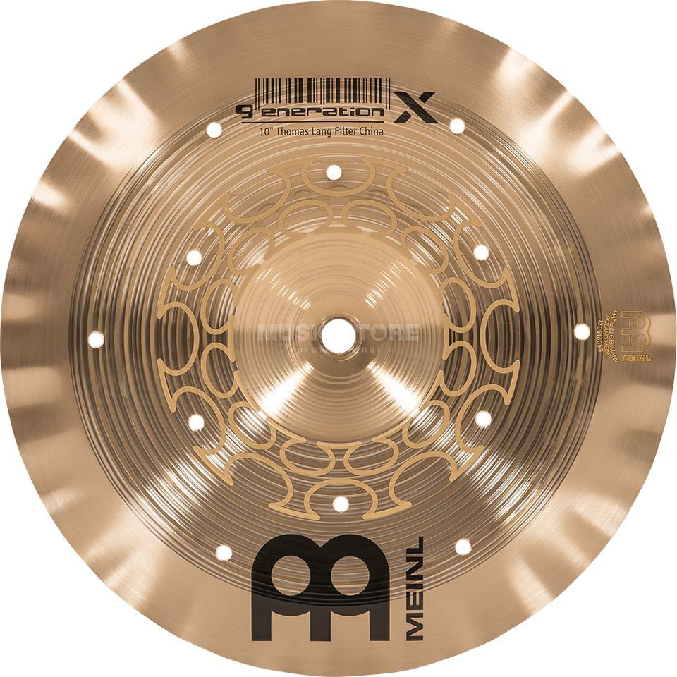 "Meinl Generation X Filter China 10"", GX-10FCH Produktbillede"