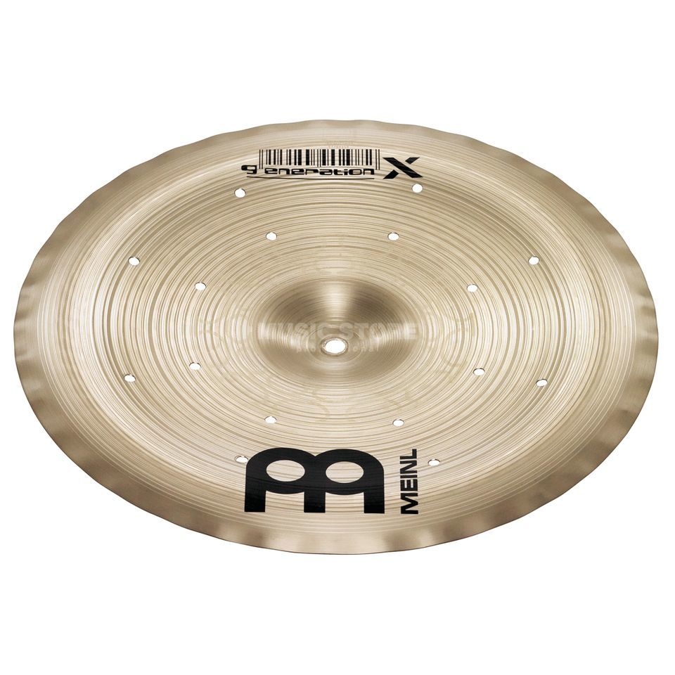 "Meinl Generation X Filter China 16"", GX-16FCH, B-Stock Product Image"