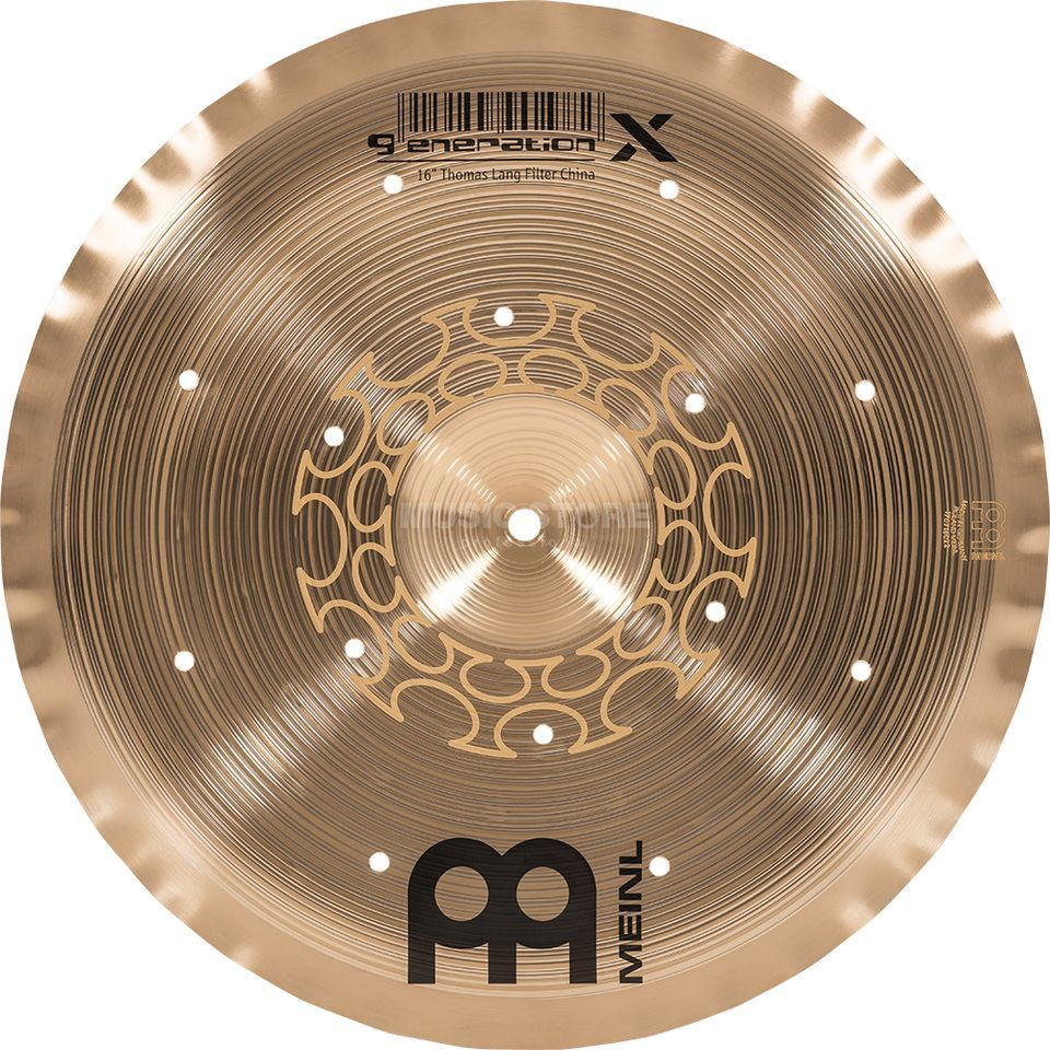 "Meinl Generation X Filter China 16"", GX-16FCH Produktbild"