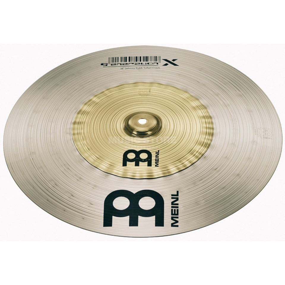 "Meinl Generation X Safari Crash 16"", GX-16SC Produktbillede"