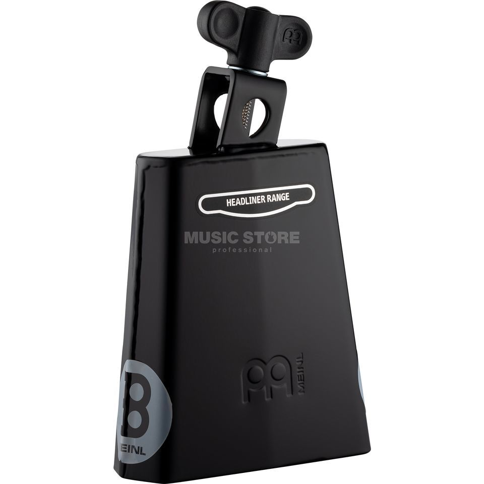 "Meinl HCO4BK Cowbell 5""  Product Image"