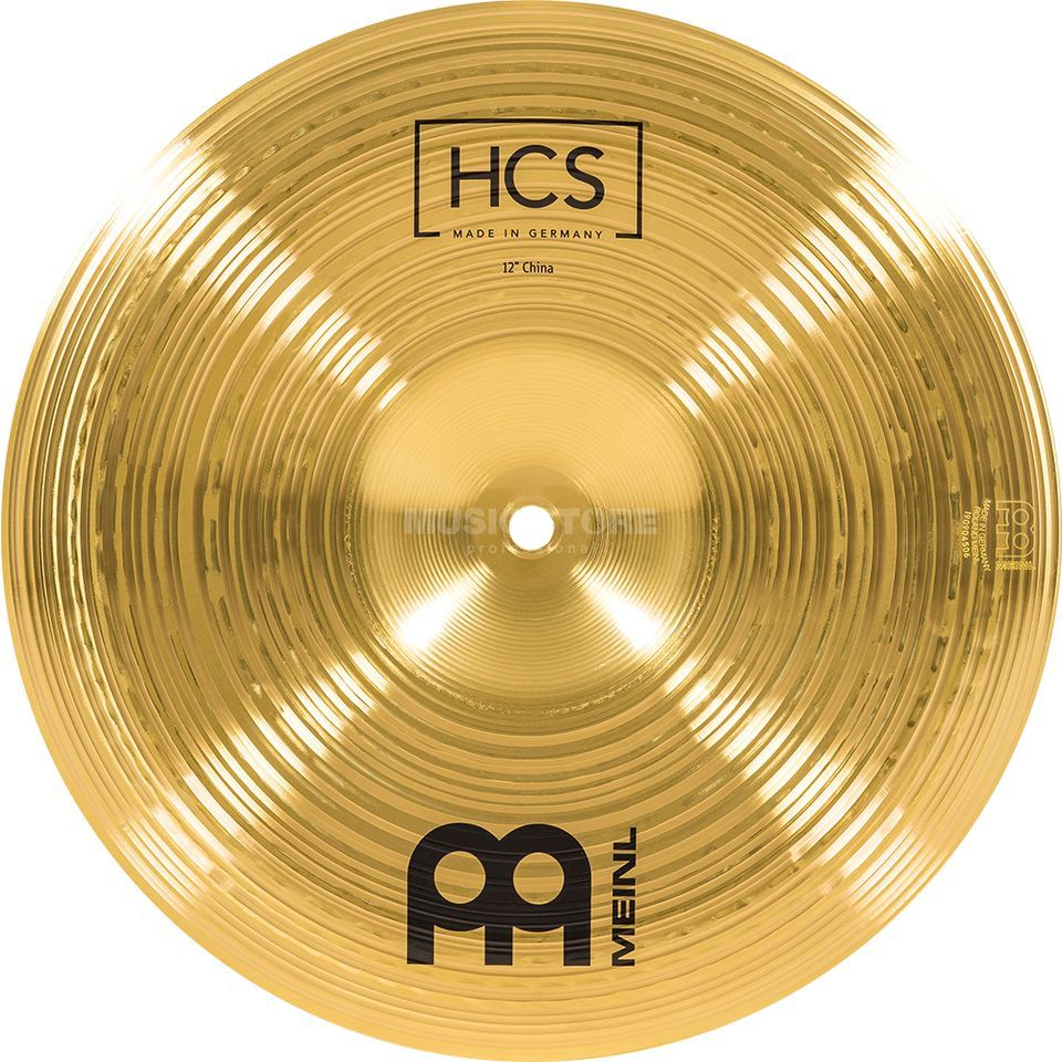 "Meinl HCS China 12"", HCS12CH Productafbeelding"