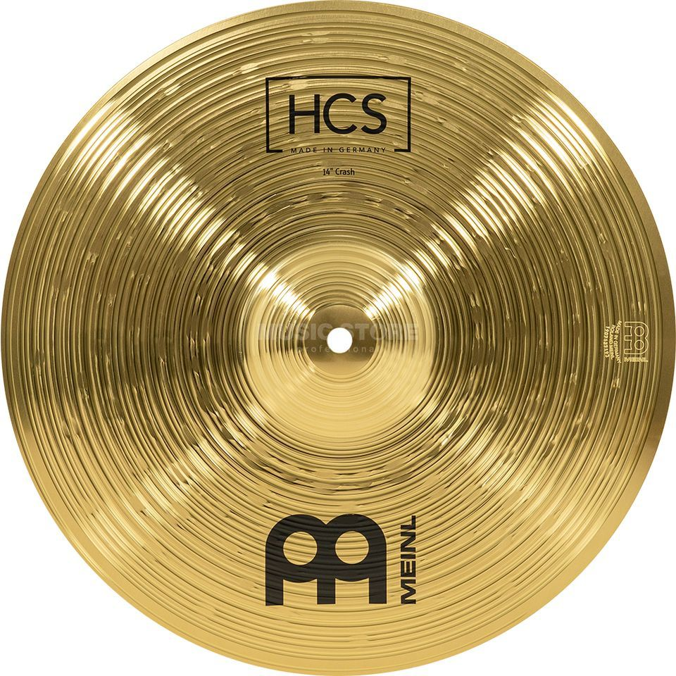 "Meinl HCS Crash 14""  Product Image"