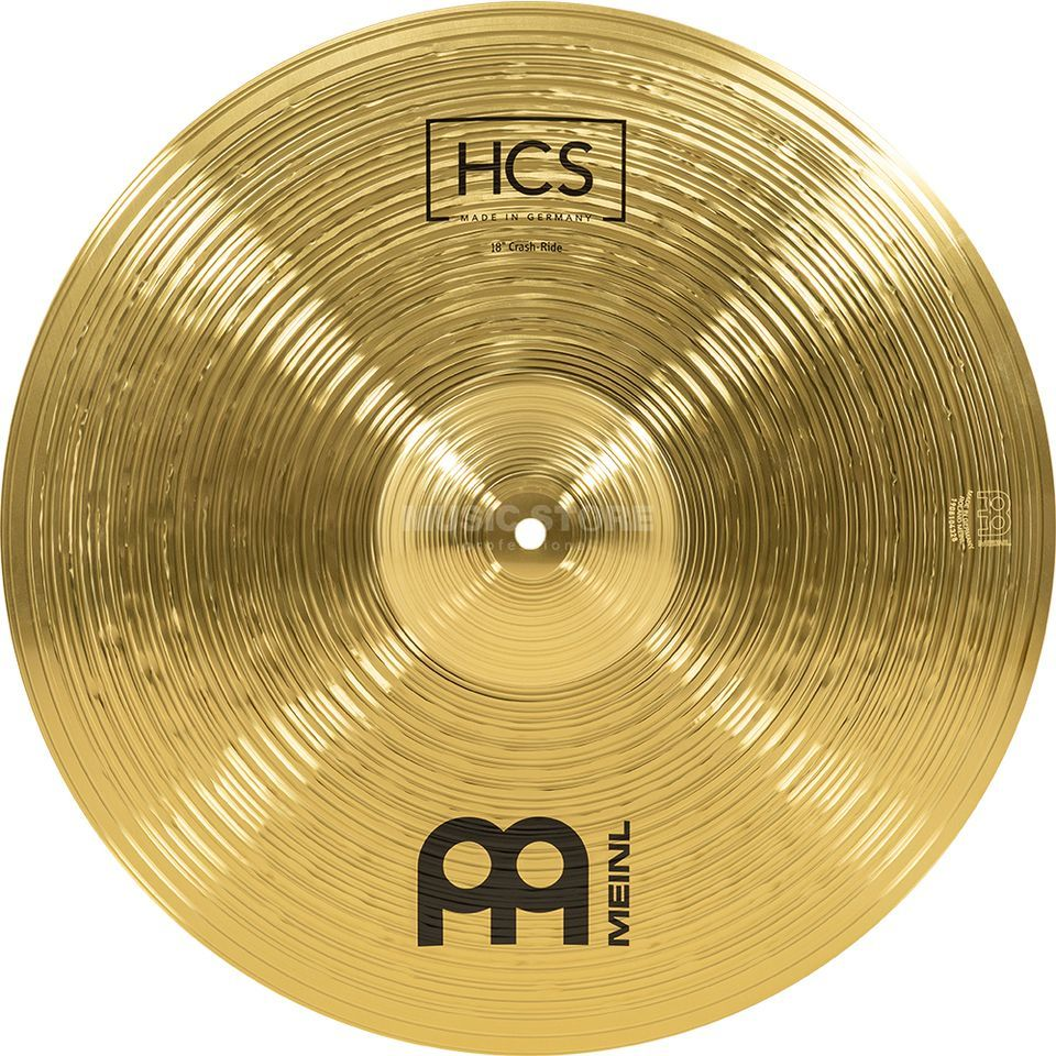 "Meinl HCS Crash Ride 18"", HCS18CR Product Image"