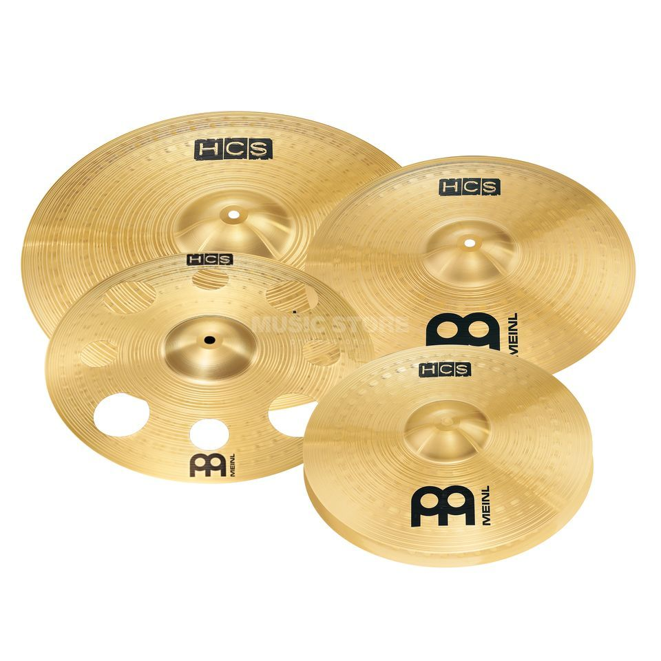 meinl hcs cymbal set dv247 en gb. Black Bedroom Furniture Sets. Home Design Ideas