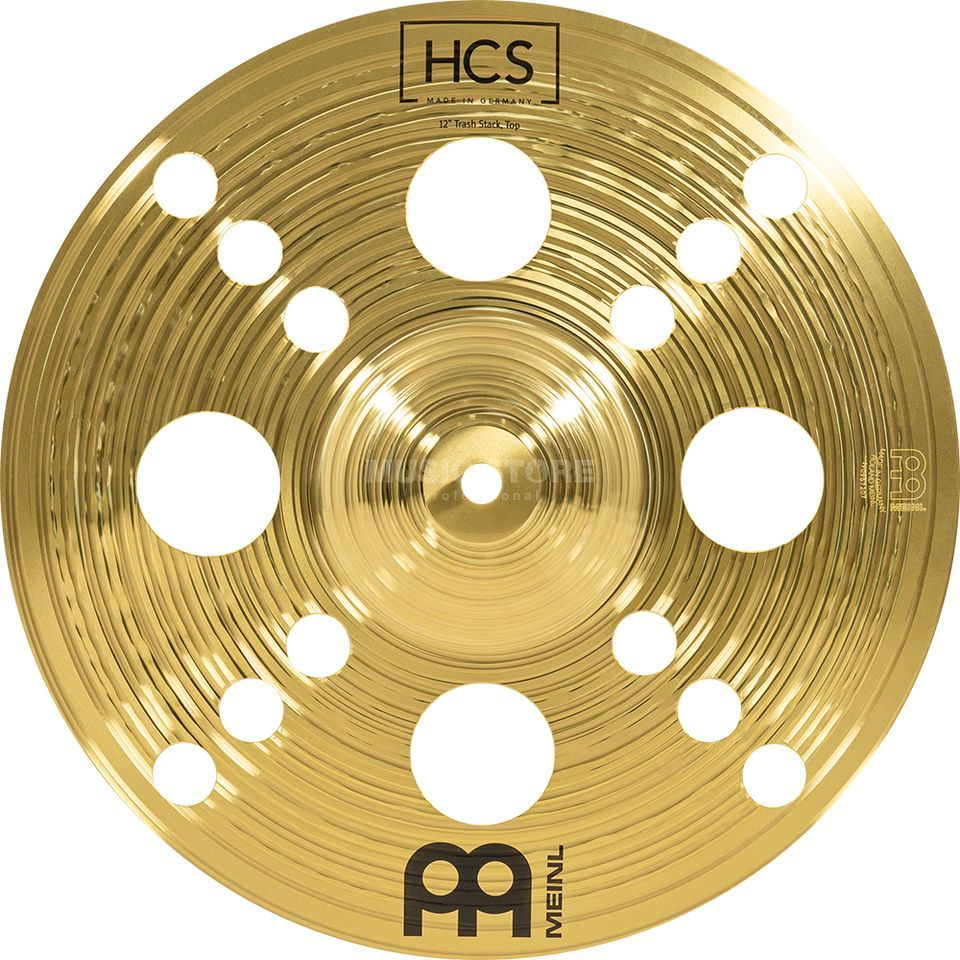 "Meinl HCS12TRS HCS Trash Stack 12"" Product Image"