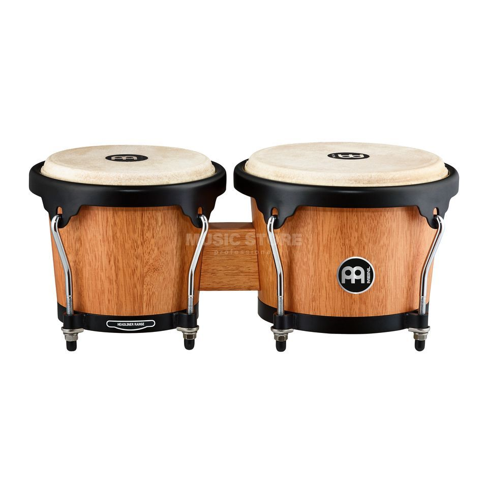 Meinl Headliner Bongos HB100SNT-M, Super Natural Product Image