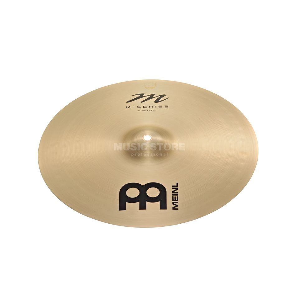 Meinl M-Series Medium Crash MS17MC, Overstock Imagem do produto