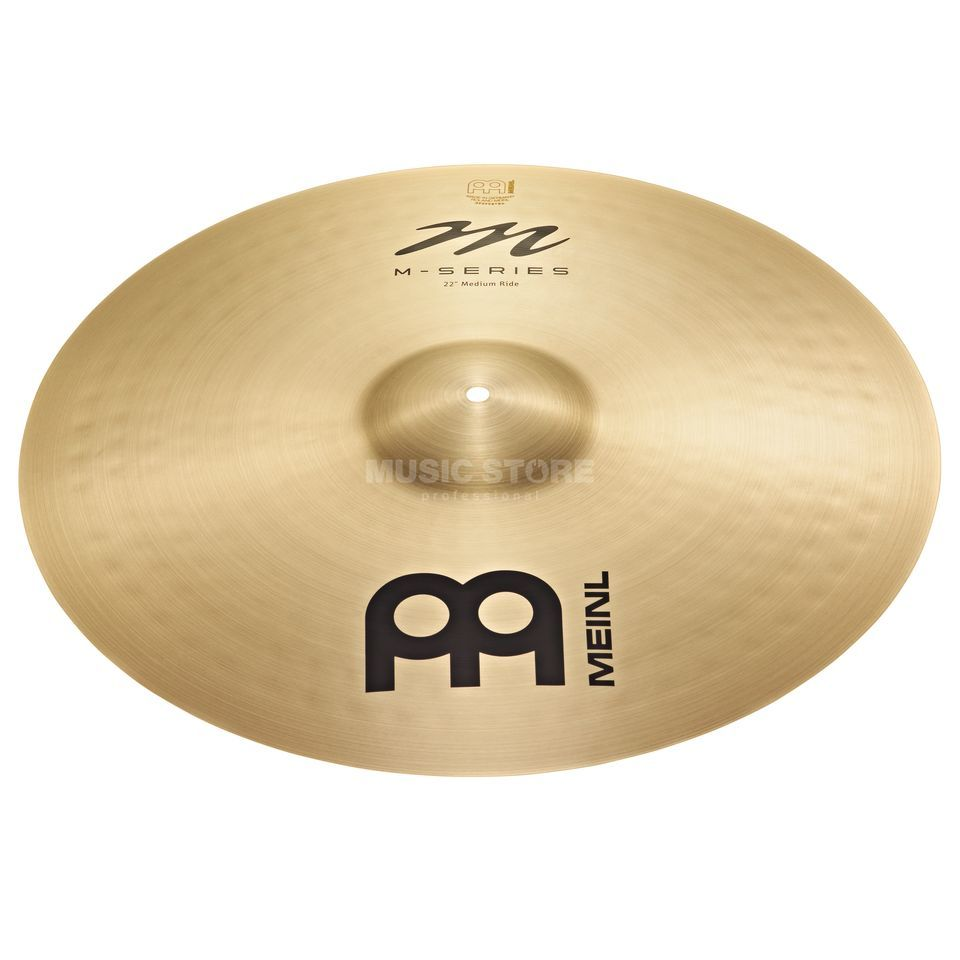 Meinl M-Series Medium Ride MS22MR Produktbild