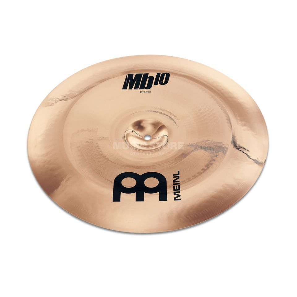 "Meinl MB10 China 19"" Brilliant Finish Produktbillede"