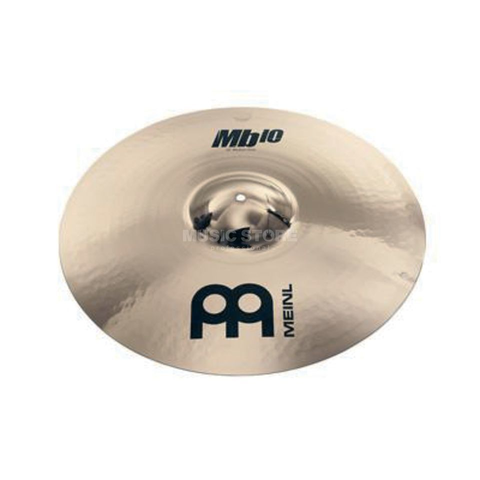 "Meinl MB10 Heavy Ride 22"" MB10-22HR-B, Brilliant Finish Produktbillede"