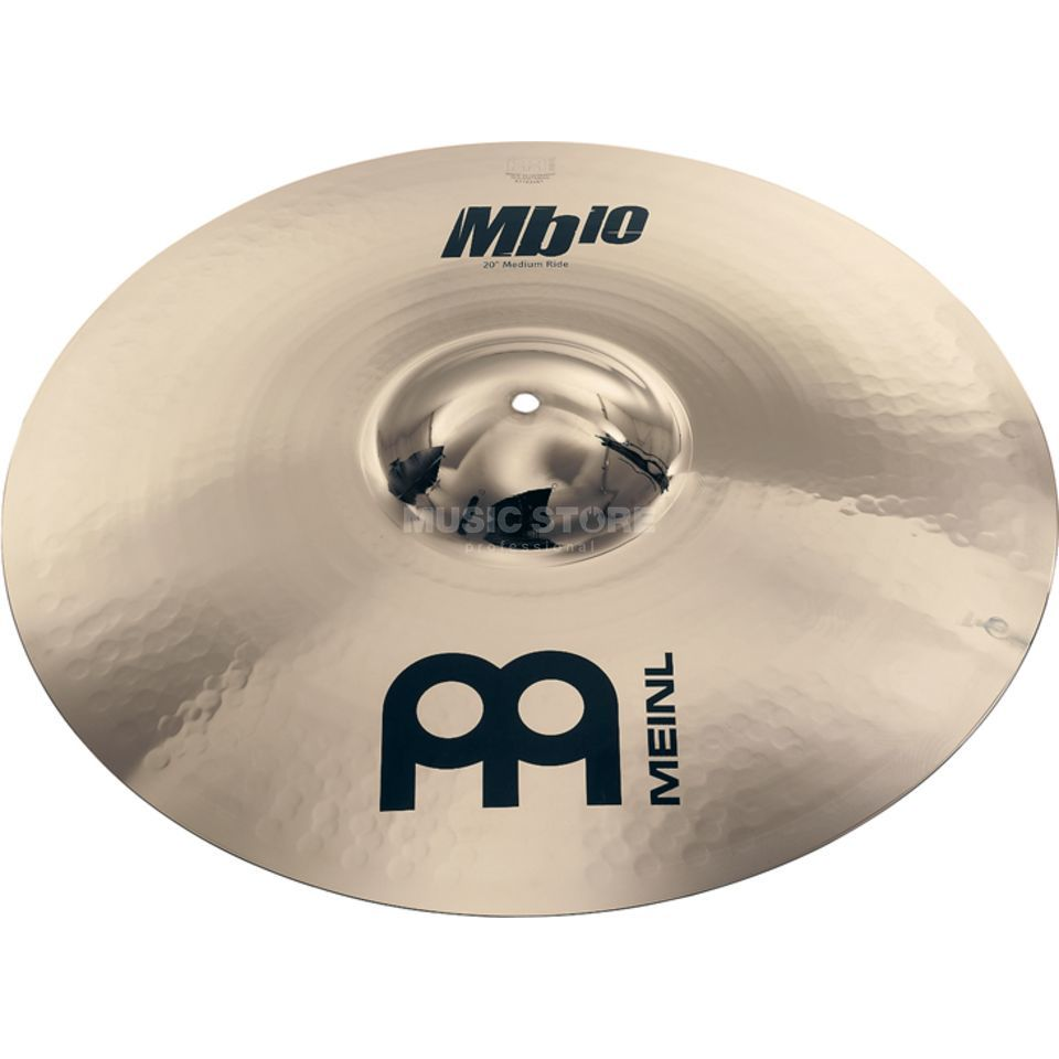 "Meinl MB10 Medium Ride 20"" MB10-20MR-B, Brilliant Finish Product Image"