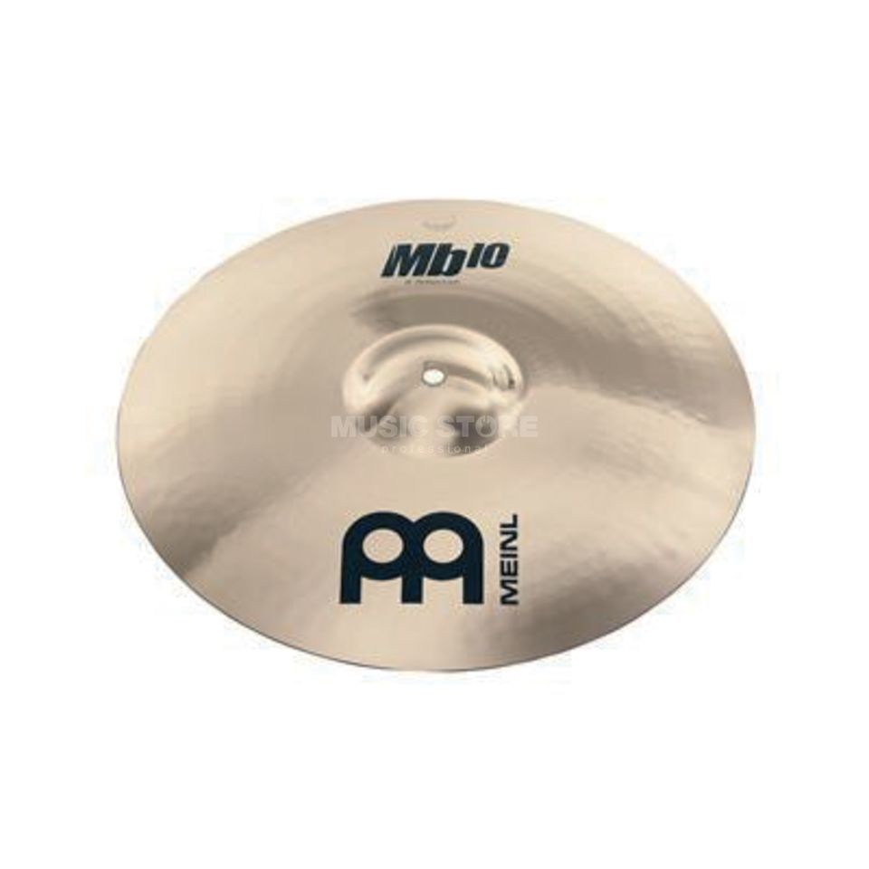 "Meinl MB10 Thin Crash 18"" MB10-18TC-B, Brilliant Finish Produktbillede"