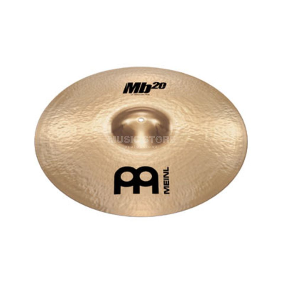"Meinl MB20 Heavy Bell Ride 22"" MB20-22HBR-B, Brilliant Finish Produktbillede"