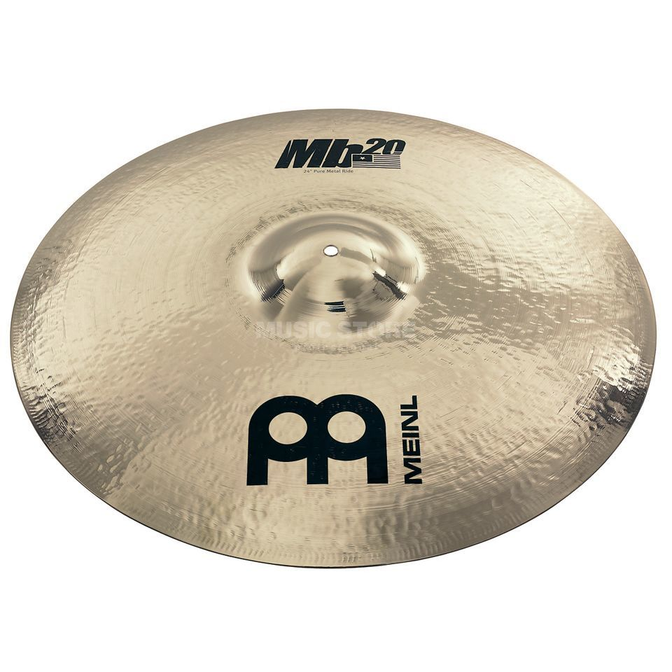 "Meinl MB20 Pure Metal Ride 24"" MB20-24PMR-B Produktbild"