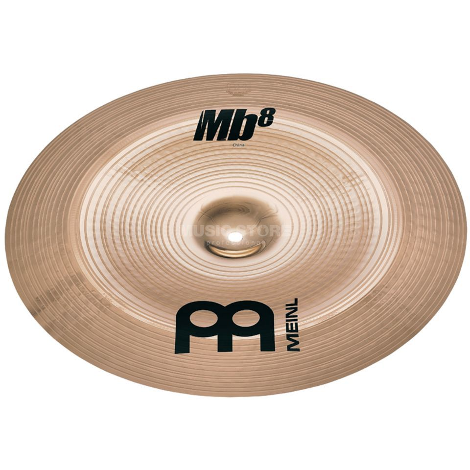 "Meinl MB8 China 16"" MB8-16CH-B, Brilliant Finish Produktbillede"