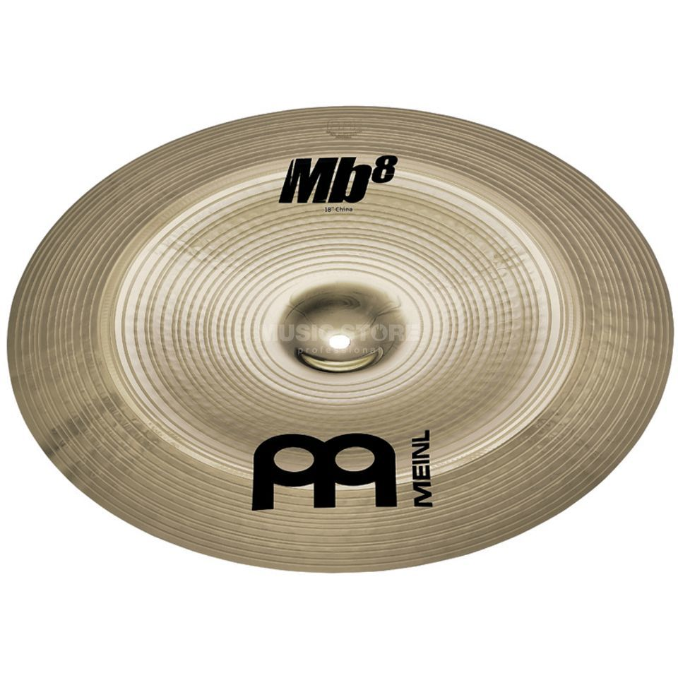 "Meinl MB8 China 18"" MB8-18CH-B, Brilliant Finish Produktbild"